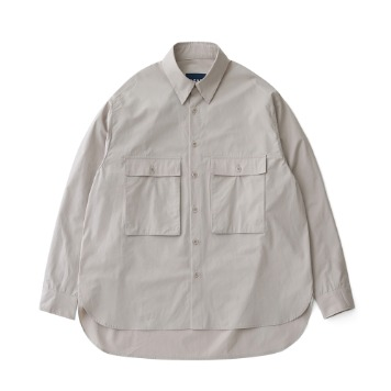 DAILY INNDoor Man Oversized Multi 2PK Shirt(MIST)