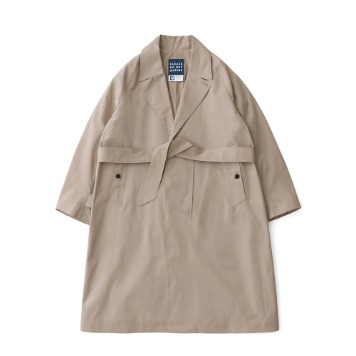DAILY INNBell Man Uniform Oversized Coat(Beige)
