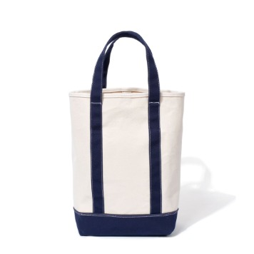 MAZI UNTITLEDGrocery Tote Bag(Ecru)