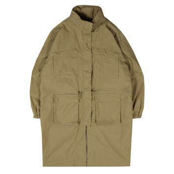 Taste of EssenceUnisex Travel Coat(Khaki)