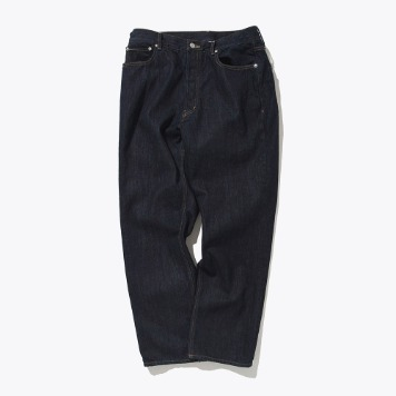 SOFTURRegular Denim Pants(Indigo)