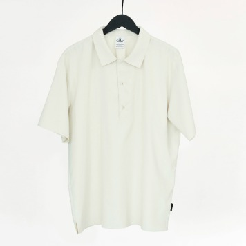 CHAMA SPORTS LAB.CSL Bowling Shirt(Ice White)