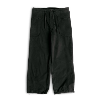 POLYTERULiso Pants(Faded Black)