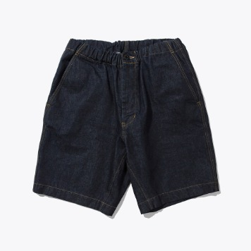 SOFTURBaggy Shorts(Indigo)