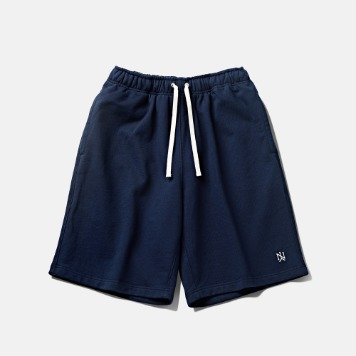 DEUTERODTR1939'90s Y.N. LOGO Shorts(Navy)