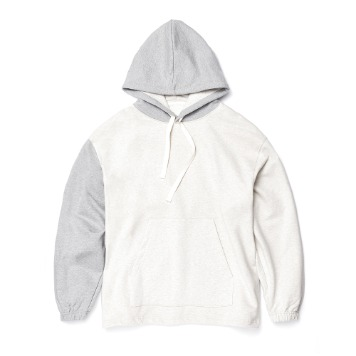 ESFAI X OURSELVESConnection Hoodie(Oatmeal/Grey)