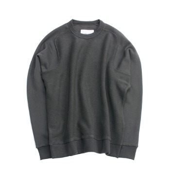 YOU NEED GARMENTSBalance Terry Sweat(Charcoal)30% OFF