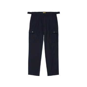 THE RESQ & COSeokia Cargo SlacksBio Washed Cotton(Navy)