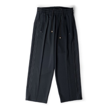 POLYTERUPL63 Track Pants(Green Charcoal)