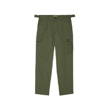 THE RESQ & COSeokia Cargo SlacksBio Washed Cotton(Olive Drab)