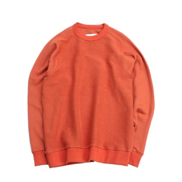 YOU NEED GARMENTSBalance Terry Sweat(Coral)