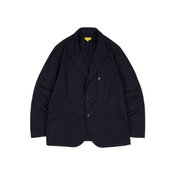THE RESQ & COSeokia JacketBio Washed Cotton(Navy)