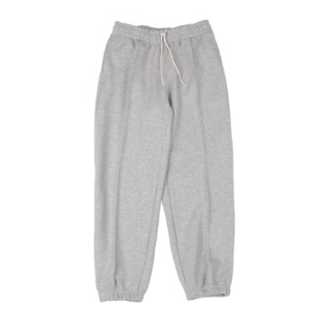YOU NEED GARMENTSRegular Sweat Pants(Melange Gray)