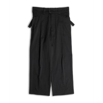 POLYTERUP621 Soh Pants 2(Black)