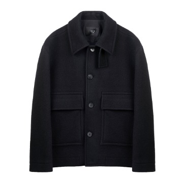 KEI CURRENTSan M Coat(Black)