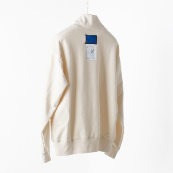 DOCUMENTChristmas Turtle Neck Sweat Jersey(Vaseline)