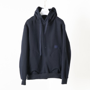 DOCUMENTHooded Heavy Weight Jersey(Navy)