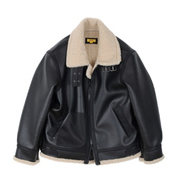THE RESQ & COKumana Jacket(Black)