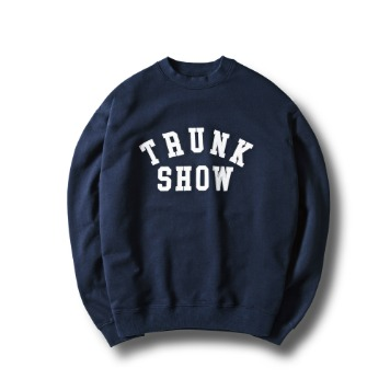 ESFAITrunk Show Sweat Shirts(Navy)