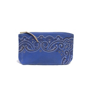 CACTUS SEWING CLUBUtility Pouch Size 02(Blue)