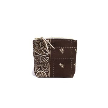 CACTUS SEWING CLUBUtility Pouch Size 01(Brown)