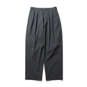 HORLISUNCorinth Stretch Set Up Pants(Charcoal)