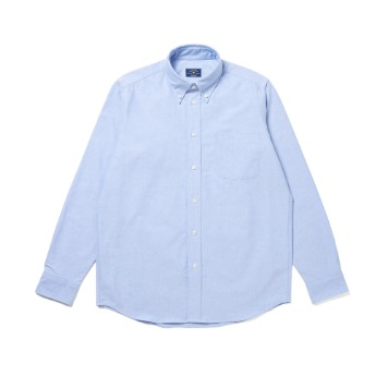 DEMILLOT. 029 All Occasion OCBD Shirts(Blue)