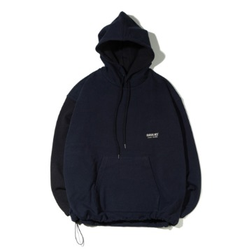 OURSELVESLogo Play Sweat Hoodie(Navy/Black)