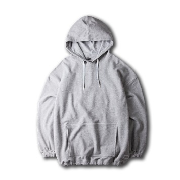 KICK THE BEATJersey Anorak (Grey)