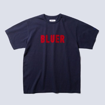 NAMER CLOTHINGBluer Team T-Shirts(Navy)