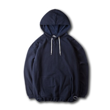 KICK THE BEATJersey Anorak(Navy)
