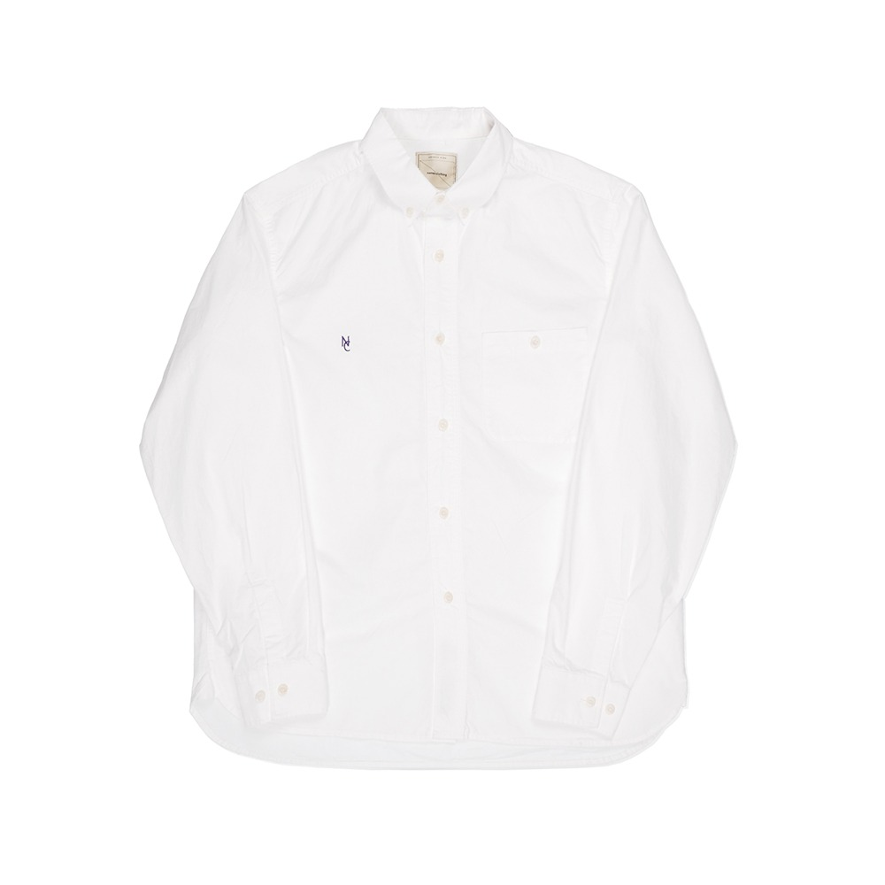 NAMER CLOTHINGStandard NC 1PK Shirt(White)30% Off W89,000