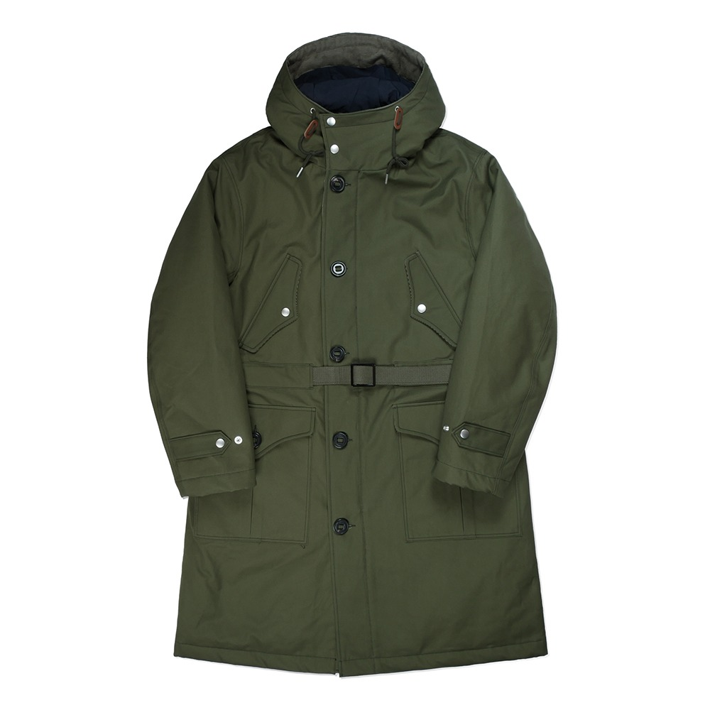 NAMER CLOTHINGVentile Changjin Parka(Olive)30% Off W489,000