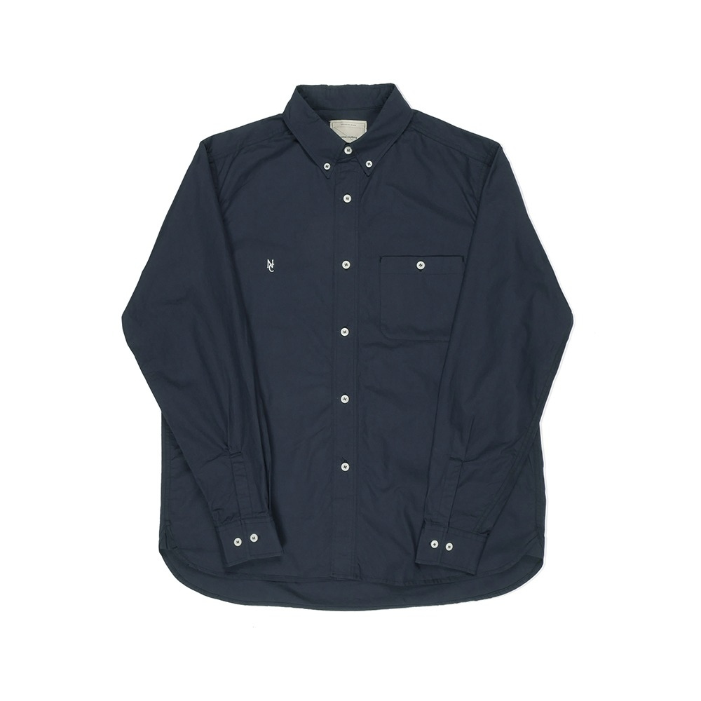 NAMER CLOTHINGStandard NC 1PK Shirt(Navy)