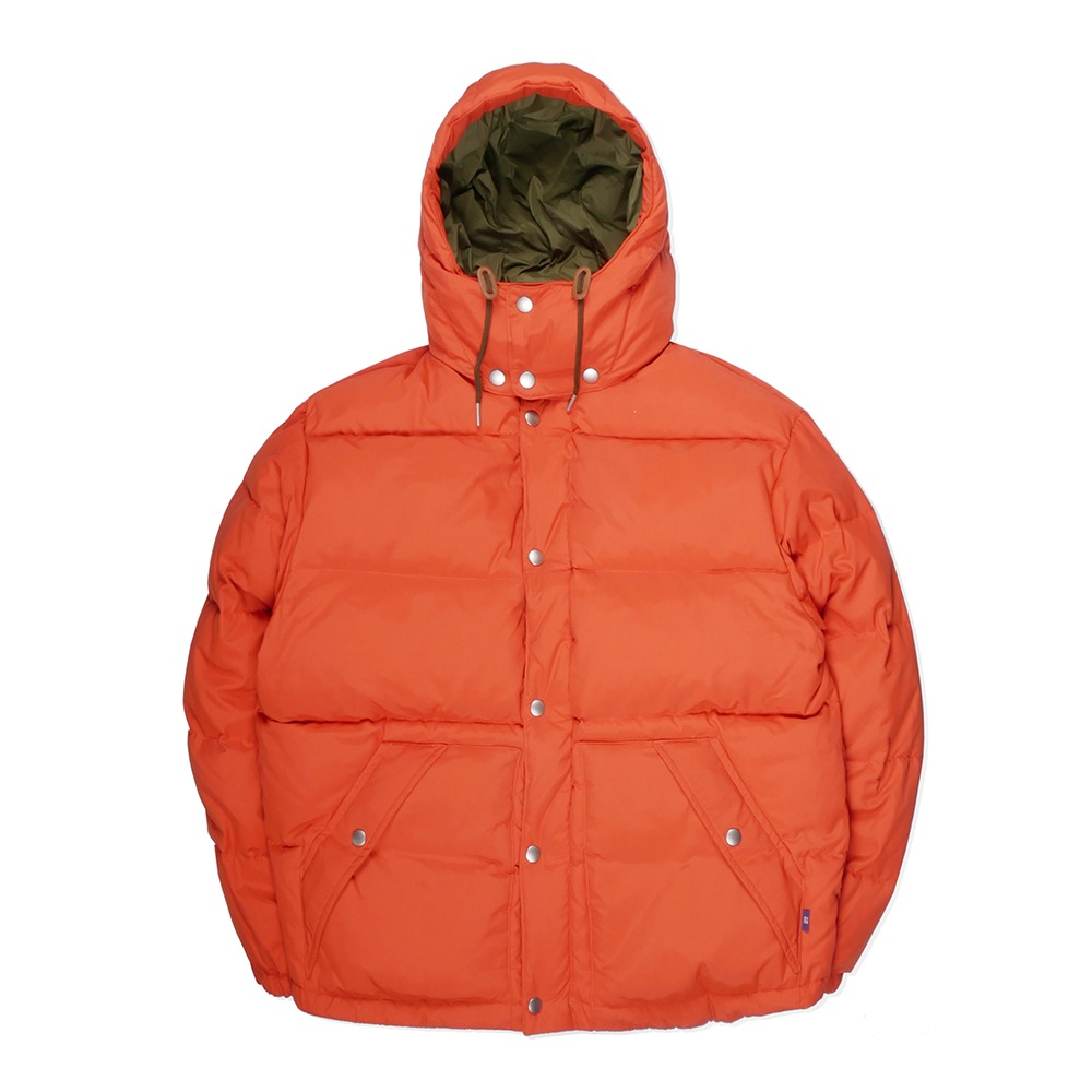 NAMER CLOTHINGIgloo Duck Down Parka(Orange)