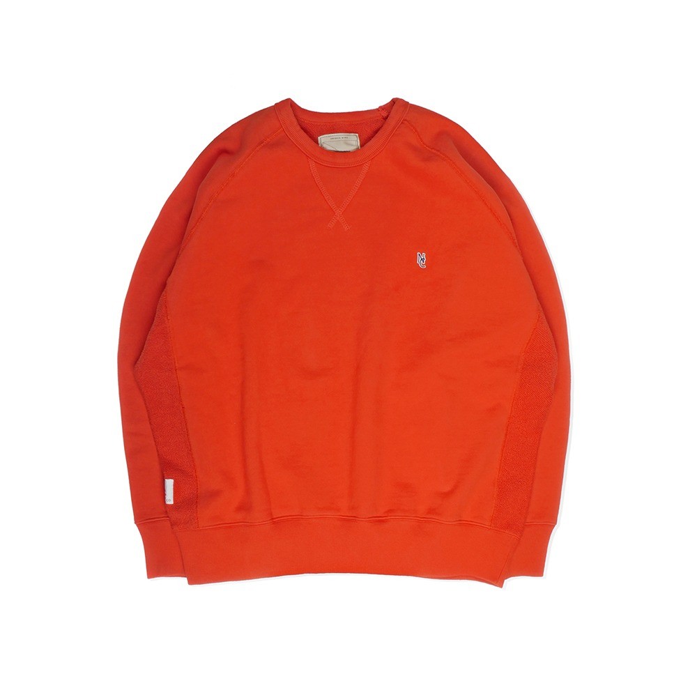 NAMER CLOTHINGStandard NC Sweat Shirt(Orange)30% Off W79,000