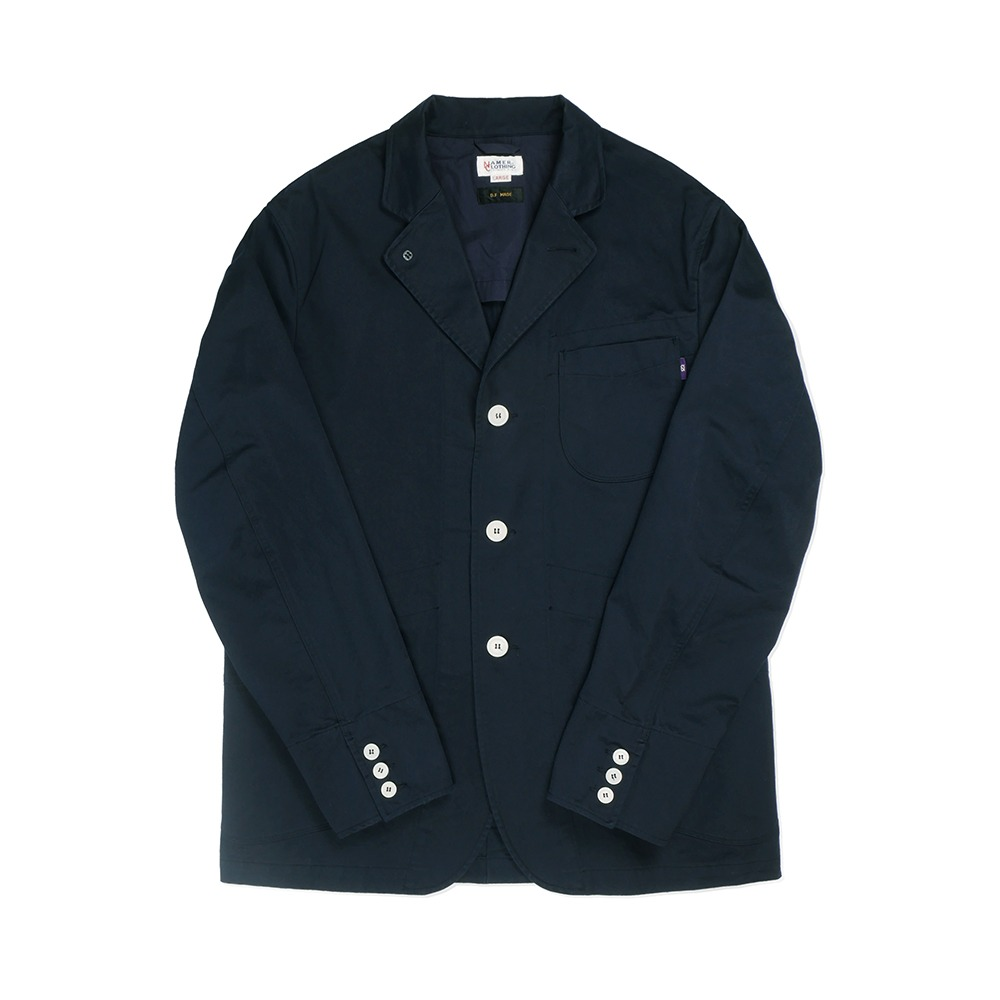 NAMER CLOTHINGSet Up Sports Jacket (Navy)15% Off