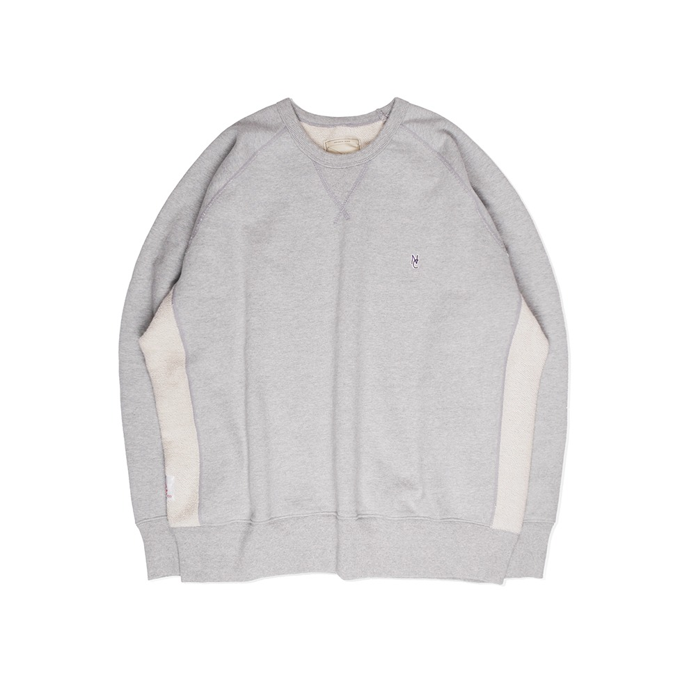 NAMER CLOTHINGStandard NC Sweat Shirt(Gray)30% Off W79,000