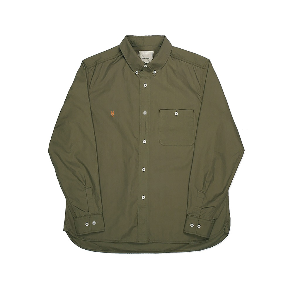 NAMER CLOTHINGStandard NC 1PK Shirt(Olive)30% Off W89,000