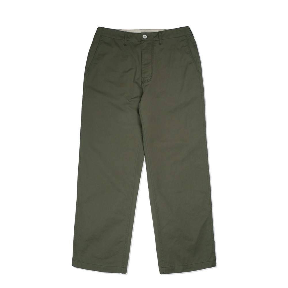 NAMER CLOTHINGSet Up Officer Pants(Olive)