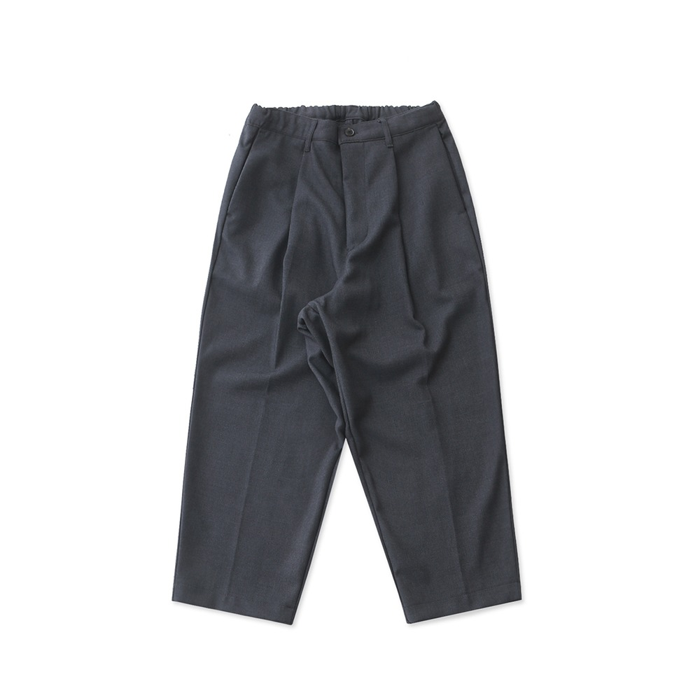 DAILY INNDoor Man Wide Balloon Pants(Charcoal)
