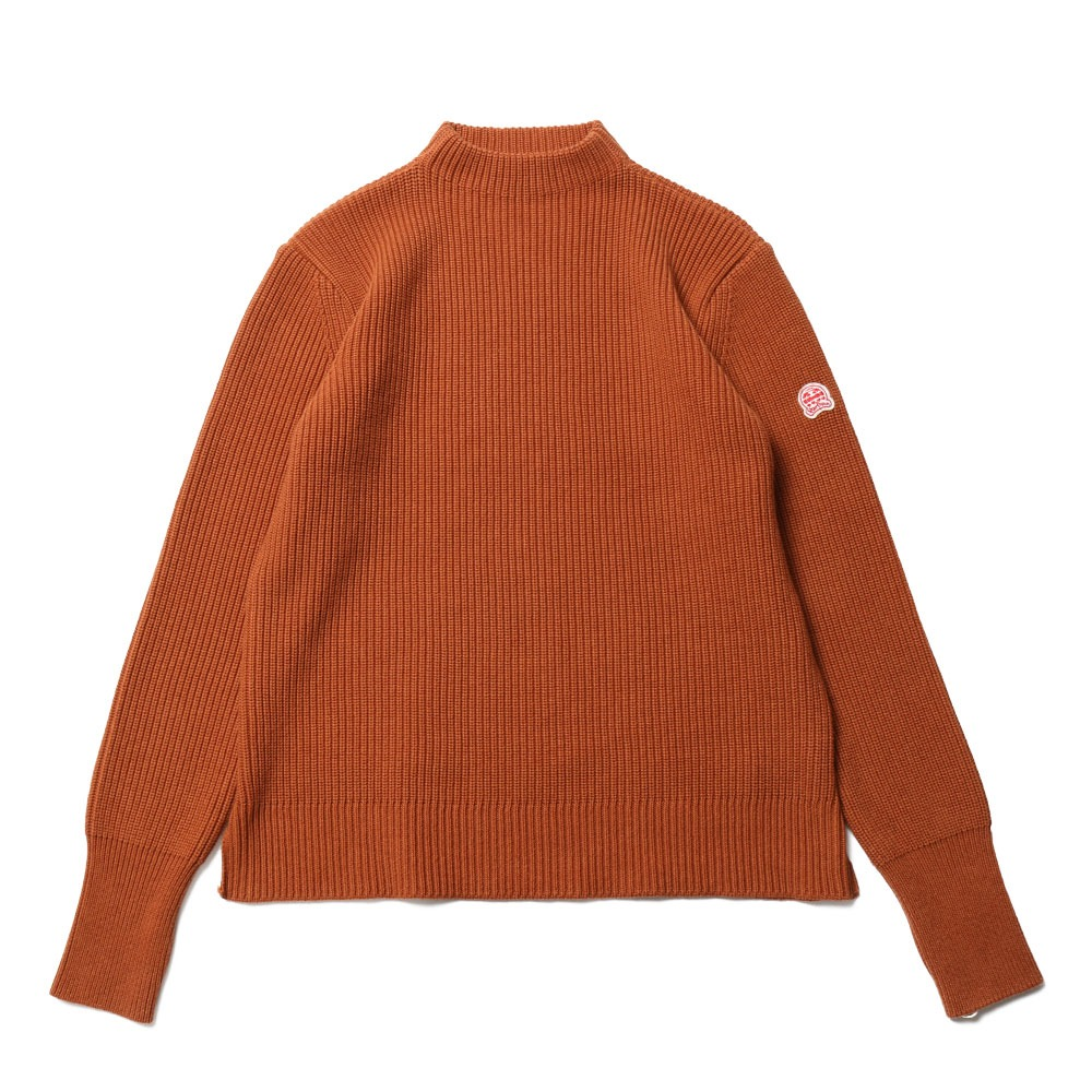HORLISUNNorthyork Mock Neck Knit(Orange)10% off