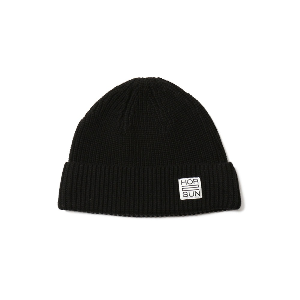 HORLISUNDearborn Knit Beanie(Black)10% off
