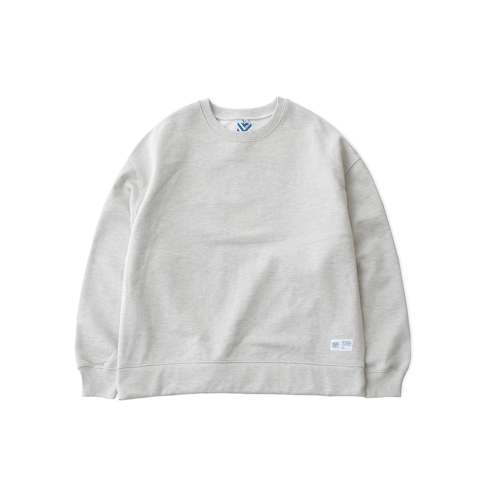 DAILY INNHotel Signature 970G Super Heavy Weight Oversized Sweat(Light Melange)30% off