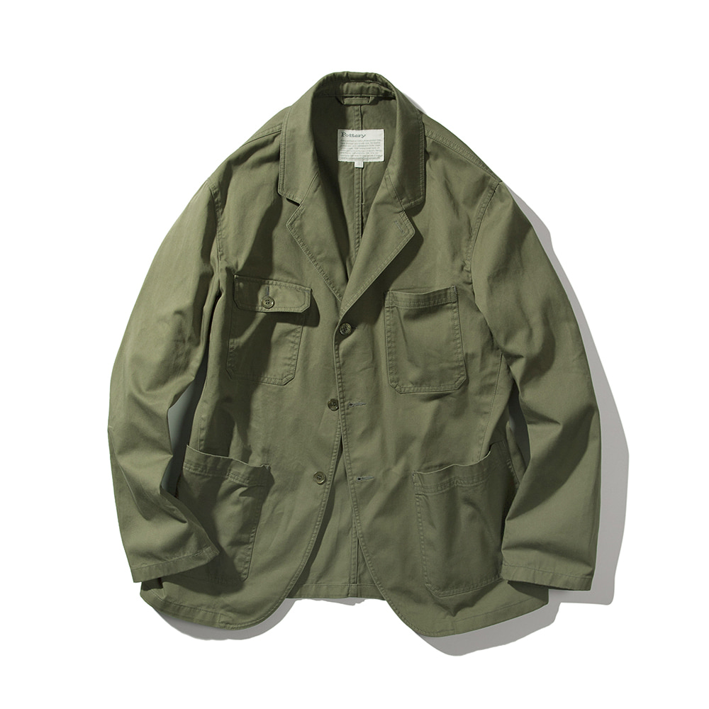 POTTERYTailored Coverall Jacket(Olive)20%Off