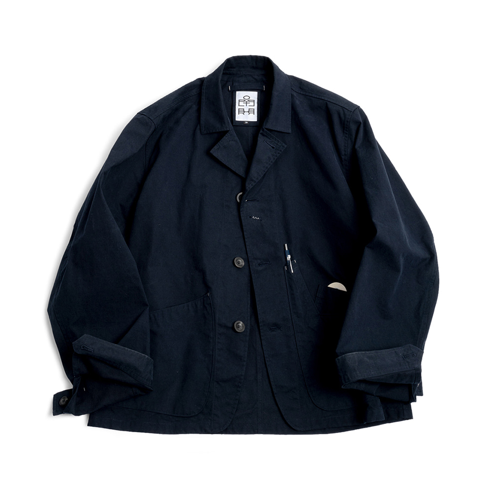 POLYTERUChore Jacket(Navy)