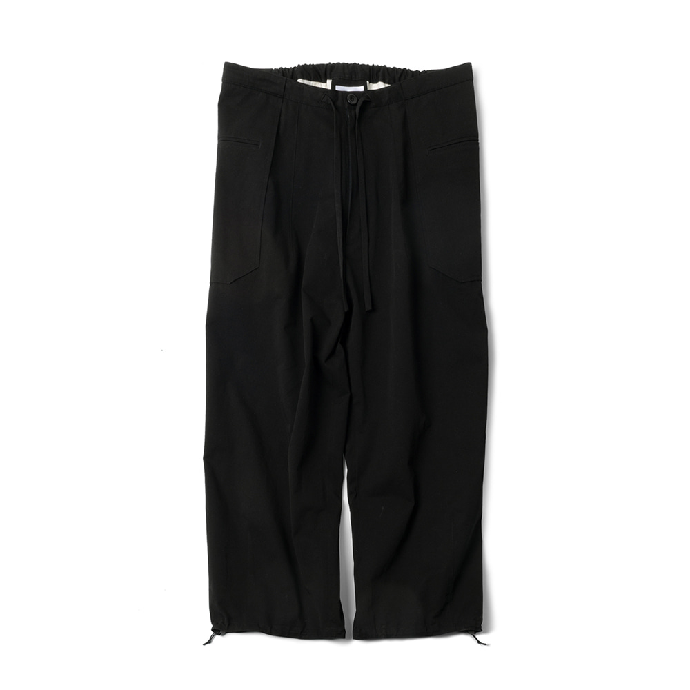 POLYTERULiso Pants(Black)