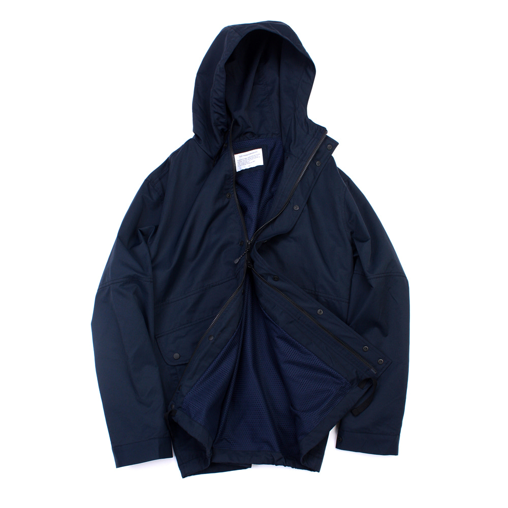 YOU NEED GARMENTSWading Parka(Navy)