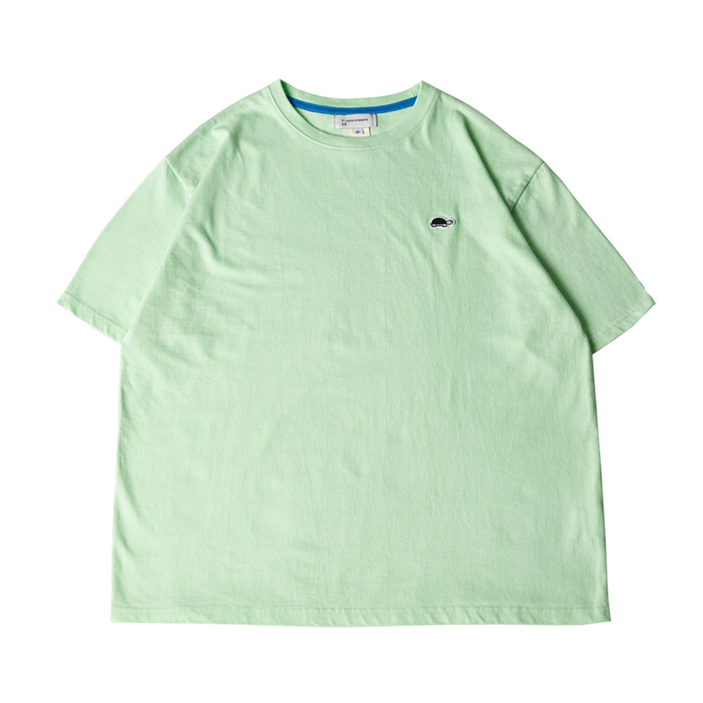 TOEUnisex EMB Short Sleeve T(Mint)