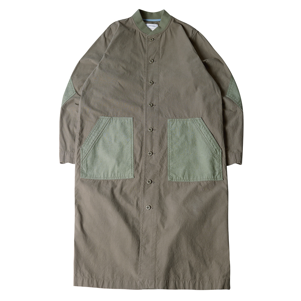 TOEWoven Safari Dress(Khaki)